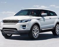 Range Rover представит Evoque-кабриолет в Женеве