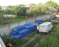 Около 25 тысяч литров спирта изъяли оперативники УБЭП в Новошахтинске