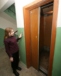 Лифт-убийца остается на свободе?