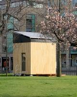 Площадь самого маленького дома в мире всего три квадратных метра