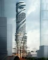 В Гонконге построят парковку-небоскреб