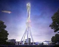 Архитекторы создали здание-растение