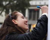 Лесбиянки, геи и бисексуалы провели в Ростове акцию