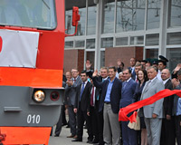 Открыто железнодорожное сообщение Россия–Абхазия