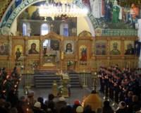 В Шахтах помолились за погибших в Первую чеченскую