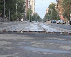 Ростовчан возмутило качество дорогостоящего ремонта улицы Горького