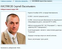 В Новочеркасске депутата гордумы будут судить за поддельный диплом