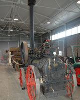 Столетие паровой машины отмечают в Ростове-на-Дону