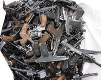 На Дону продолжается акция по добровольной сдаче оружия