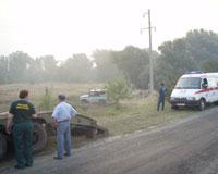 При тушении лесного пожара погиб замдиректора ГАУ «Лес»