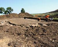 На трассе Ростов–Таганрог обнаружили следы «ямной культуры»