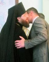 В Шахты прибыл епископ Шахтинский и Миллеровский Игнатий