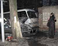 В Ростове в ДТП попала маршрутка: пять человек пострадало