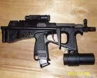 У полиции Дона появились пистолеты-пулеметы