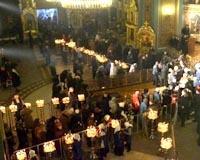 Сегодня Пояс Пресвятой Богородицы отбывает в Ставрополь