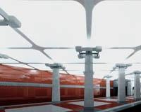 Станцию метро «Дружинников» оформят в бело-красных тонах