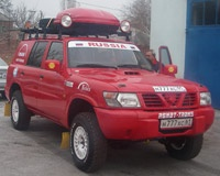 Ростовский экипаж отправляется на «Дакар»