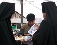 На Дону прошел митинг против абортов
