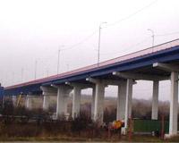 На мосту через Северский Донец больше нет дефектов