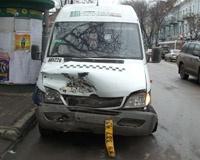 В аварии на Садовой пострадало девять человек