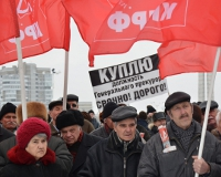 Ростовчане потребовали вернуть прокурора РО Валерия Кузнецова