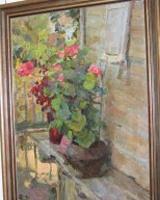 «Щемяще-русскую герань» можно увидеть в ростовском музее ИЗО