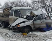Двое человек погибли в ДТП в Азовском районе