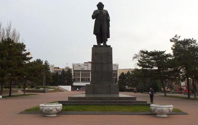 Екатерина II сместит в Ростове Карла Маркса