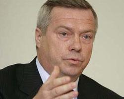 Ростовские дорожники подвели губернатора