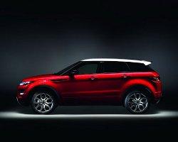 Range Rover Evoque: цены названы