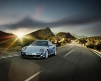 Porsche 911 Turbo S готовится к дебюту