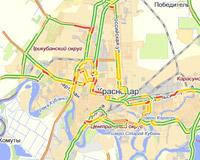 «Яндекс.Карты» отметит дорожные работы в веб-версии
