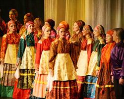 Северный хор стал особо ценным объектом культурного достояния