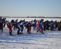 Жители Поморья встали на «Лыжню России»