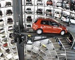Волгоград обретет новейший паркинг