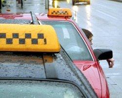 Таксисты вынуждены обороняться от пассажиров