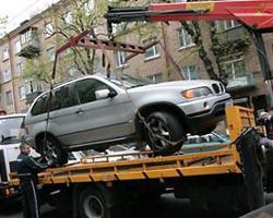 Волгоградские автомобили эвакуируют бесплатно