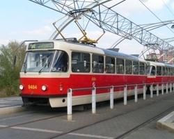 В Волгограде трамвай проехал по пьяному пешеходу