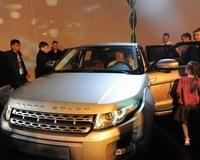 Сила притяжения Range Rover Evoque