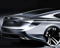 В сеть попали изображения новой Toyota Avalon