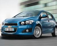 Chevrolet объявила цены своего хетчбэка Aveo