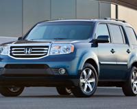 Honda: обновление Pilot