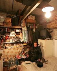 Место жительства – гараж
