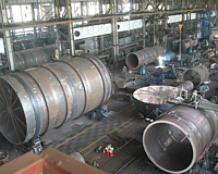 «Волгограднефтемаш» изготовит для «Укртатнафта» шесть колонн