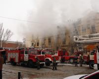 По факту поджога Ворошиловского суда Волгограда возбуждено уголовное дело