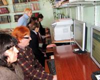 Библиотеки Волгоградской области вышли в Интернет
