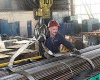 Волгоградский завод труб малого диаметра нарастил производство продукции