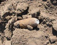 За сутки в Волгограде найдены два боеприпаса времен войны