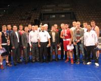 Волгоградские боксеры стали лучшими на международном турнире