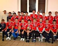 Футбольная команда «Интертехника»-V1.ru стала чемпионом ВФА